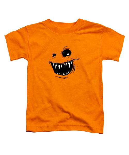 Monty Toddler T-Shirt by Nicholas Ely