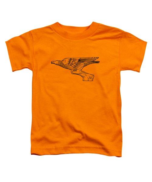 Radiator Cap Patent 1926 Toddler T-Shirt by Mark Rogan