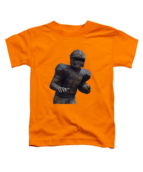 Tebow Transparent For Customization Toddler T-Shirt by D Hackett