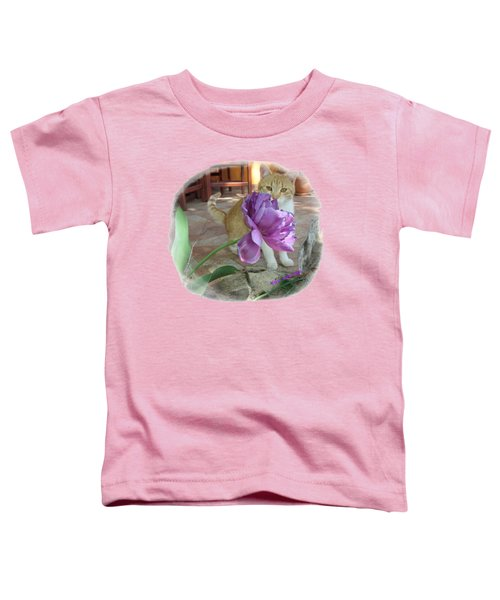You See Me Toddler T-Shirt by Vesna Martinjak