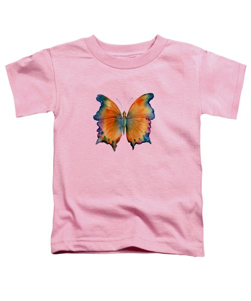 1 Wizard Butterfly Toddler T-Shirt by Amy Kirkpatrick