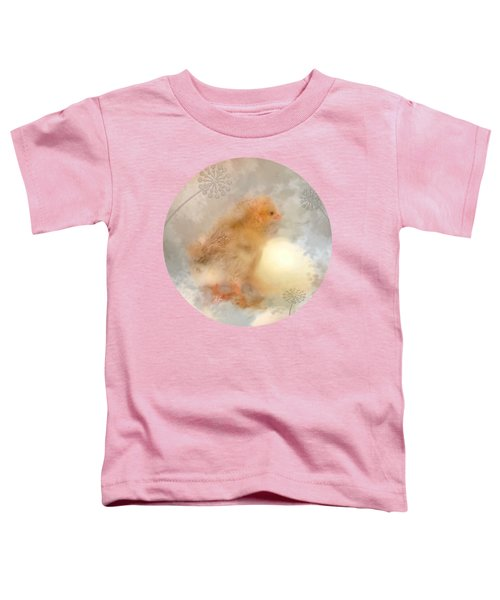 Anticipation  Toddler T-Shirt by Anita Faye