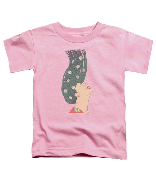 Serendipity Toddler T-Shirt by Freshinkstain