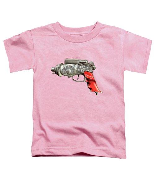Atomic Disintegrator Toddler T-Shirt by YoPedro