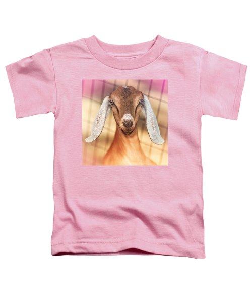 Beautiful Taffy Toddler T-Shirt by TC Morgan
