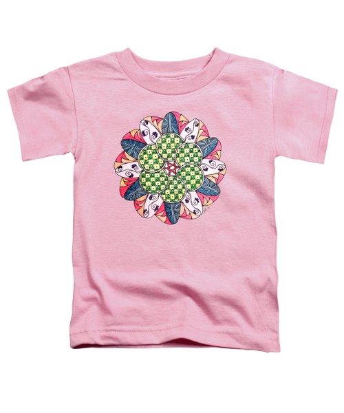 Caves Toddler T-Shirt by Lori Kingston