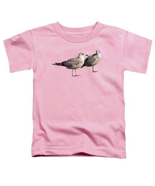 Do You Come Here Often Toddler T-Shirt by Gill Billington