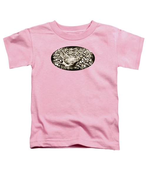 Intensive Poultry Toddler T-Shirt by Anita Faye