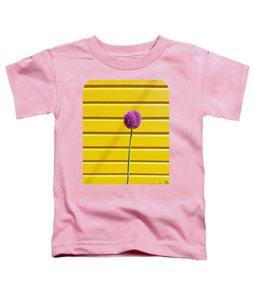 Lollipop Head Toddler T-Shirt by Ethna Gillespie