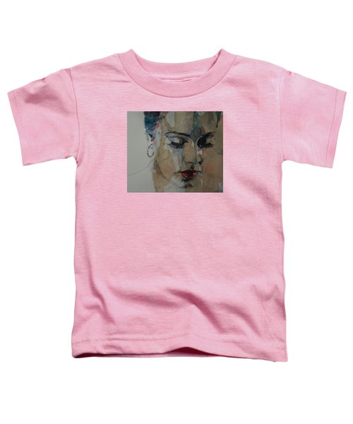 Make You Feel My Love Toddler T-Shirt by Paul Lovering