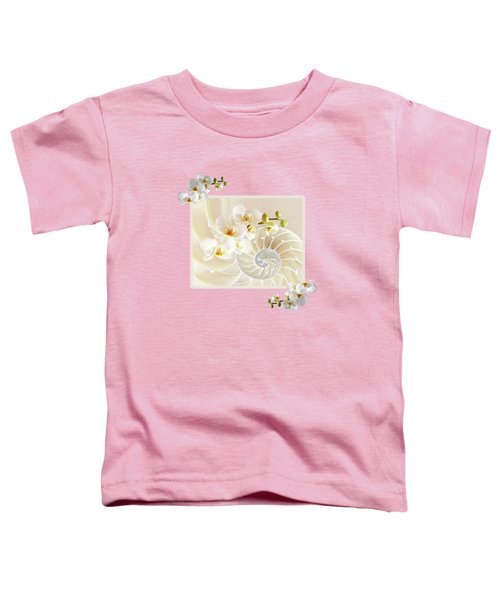Natural Fusion Toddler T-Shirt by Gill Billington