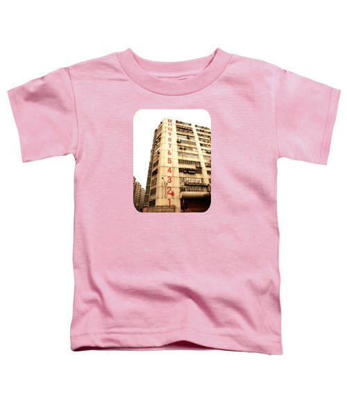 On A Dozen Different Levels Toddler T-Shirt by Ethna Gillespie