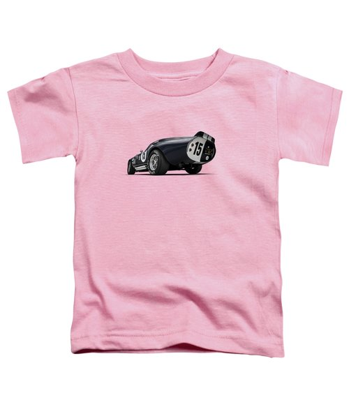 Shelby Daytona Toddler T-Shirt by Douglas Pittman