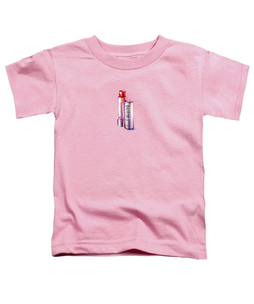 Sugar Rose Toddler T-Shirt by Willow Heath