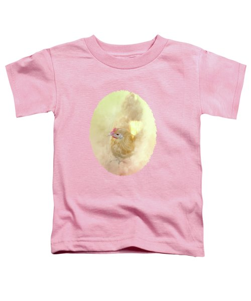 Sunshine And Shadows Toddler T-Shirt by Anita Faye