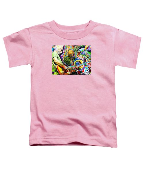 The Boys Of Summer Toddler T-Shirt by Kevin J Cooper Artwork