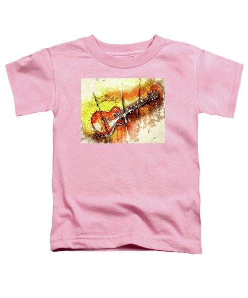 The Holy Grail V2 Toddler T-Shirt by Gary Bodnar