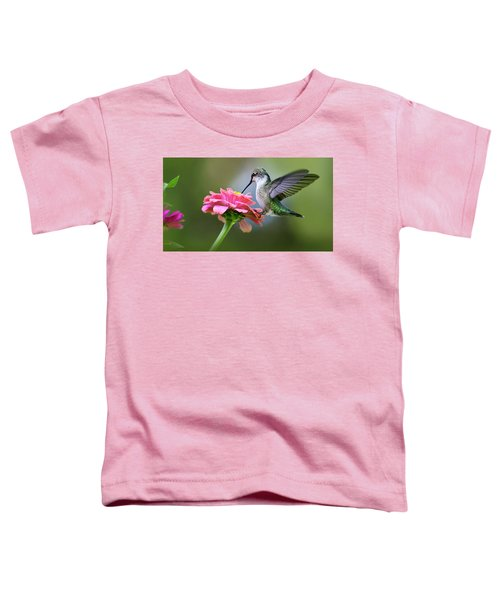 Tranquil Joy Toddler T-Shirt by Christina Rollo
