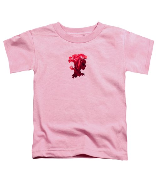 Flower Art Venice M6  Toddler T-Shirt by Johannes Murat