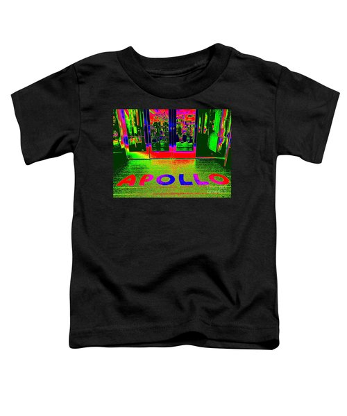 Apollo Pop Toddler T-Shirt by Ed Weidman