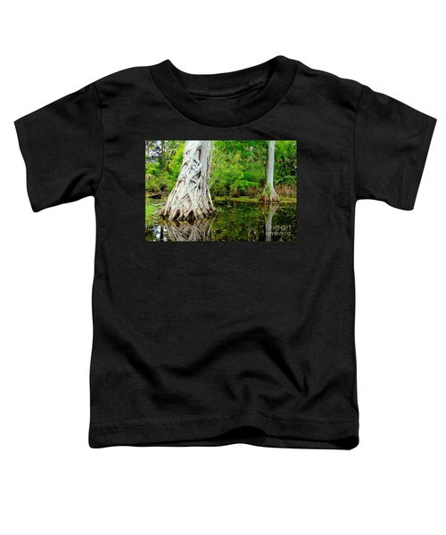 Backcountry Toddler T-Shirt by Carey Chen