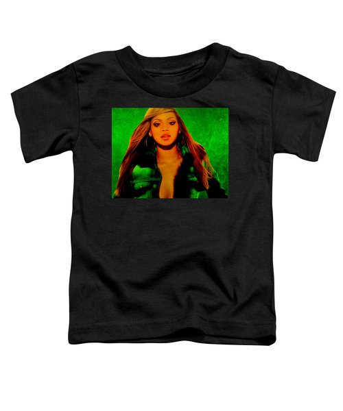 Beyonce II Toddler T-Shirt by Brian Reaves