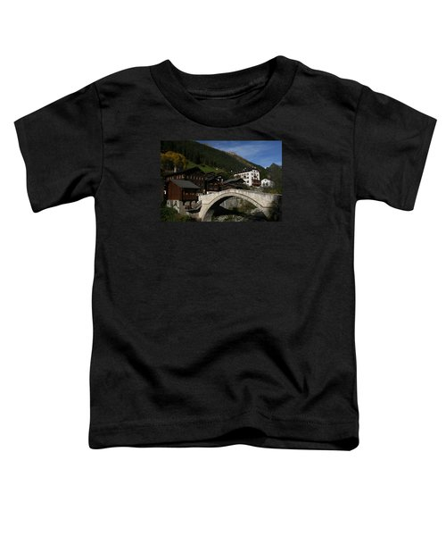 Toddler T-Shirt featuring the photograph Binn by Travel Pics