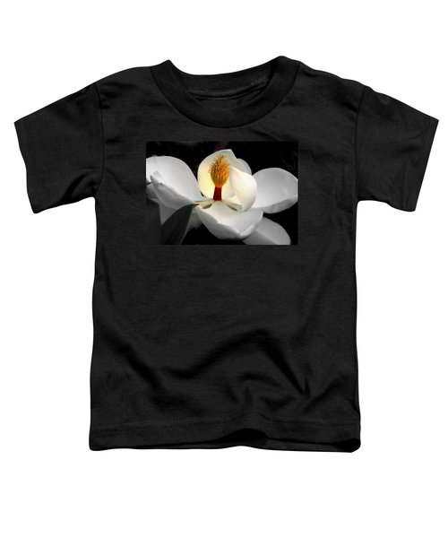 Candle In The Wind Toddler T-Shirt by Karen Wiles