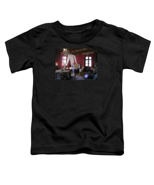 Toddler T-Shirt featuring the photograph Chateau De Cormatin by Travel Pics