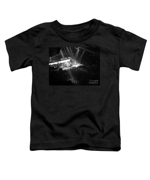 Closing The Spectrum Toddler T-Shirt by David Rucker
