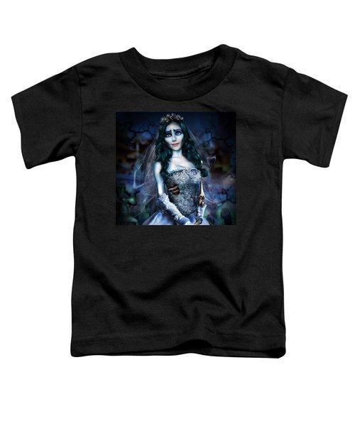 Corpse Bride Toddler T-Shirt by Alessandro Della Pietra