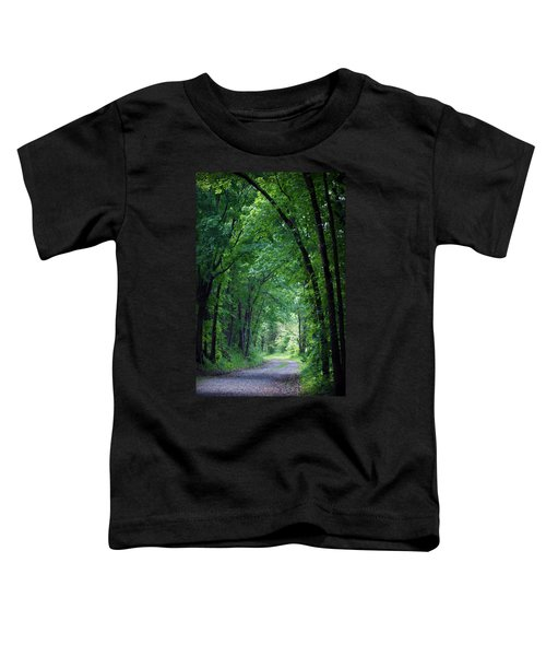 Country Lane Toddler T-Shirt by Cricket Hackmann