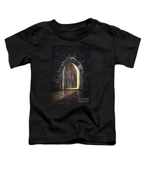 Gothic Light Toddler T-Shirt by Carlos Caetano