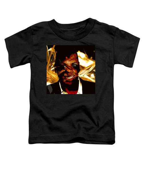 Jay-z Knowles Toddler T-Shirt by Jean raphael Fischer