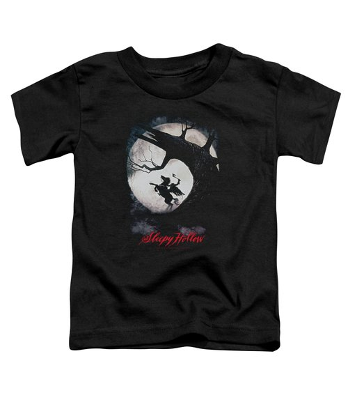 Sleepy Hollow - Poster Toddler T-Shirt by Brand A