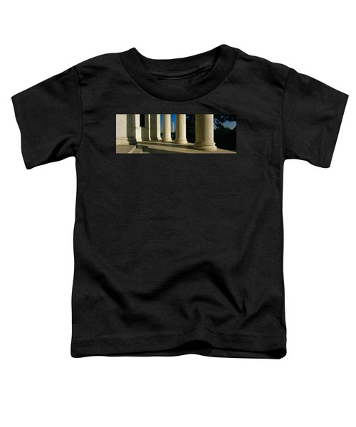 Usa, District Of Columbia, Jefferson Toddler T-Shirt by Panoramic Images