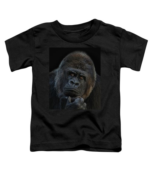 You Ain T Seen Nothing Yet Toddler T-Shirt by Joachim G Pinkawa