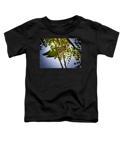 A Little Love  Toddler T-Shirt by Saija  Lehtonen