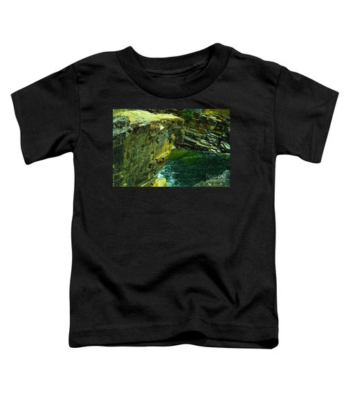 Colored Rocks  Toddler T-Shirt by Jeff Swan
