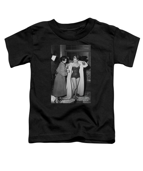 Grace Kelly  Toddler T-Shirt by Photo Researchers