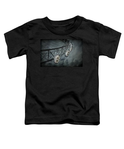 More Then Meets The Eye Toddler T-Shirt by Evelina Kremsdorf