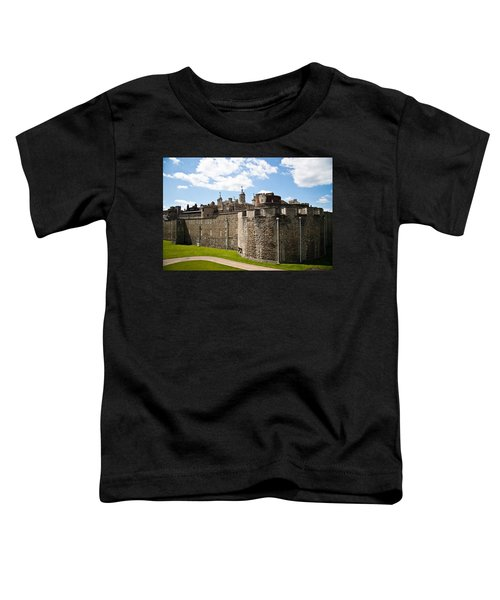 Tower Of London Toddler T-Shirt by Dawn OConnor