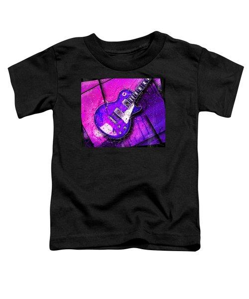 59 In Blue Toddler T-Shirt by Gary Bodnar