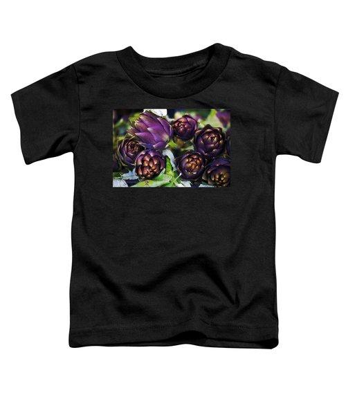 Artichokes  Toddler T-Shirt by Joana Kruse