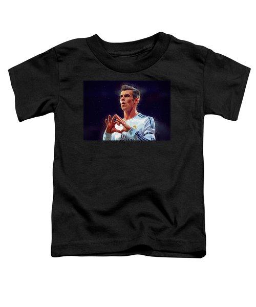 Bale Toddler T-Shirt by Semih Yurdabak