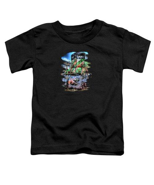 Big Bad 6116 Toddler T-Shirt by Thom Zehrfeld
