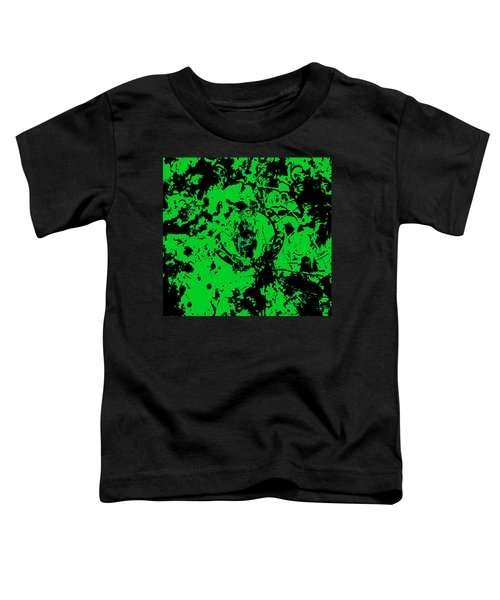 Boston Celtics 1c Toddler T-Shirt by Brian Reaves