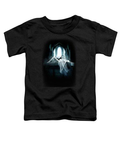 Demon Toddler T-Shirt by Joe Roberts