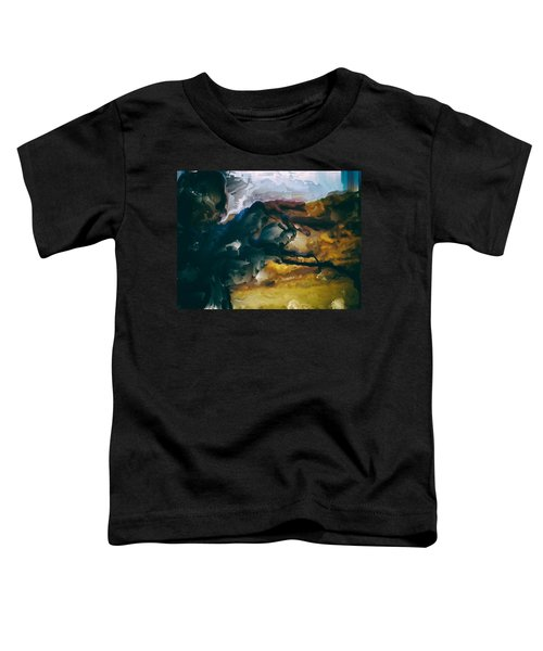 Donald Rumsfeld Gwot Vision Toddler T-Shirt by Brian Reaves