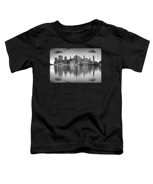 Enchanted City Toddler T-Shirt by Az Jackson